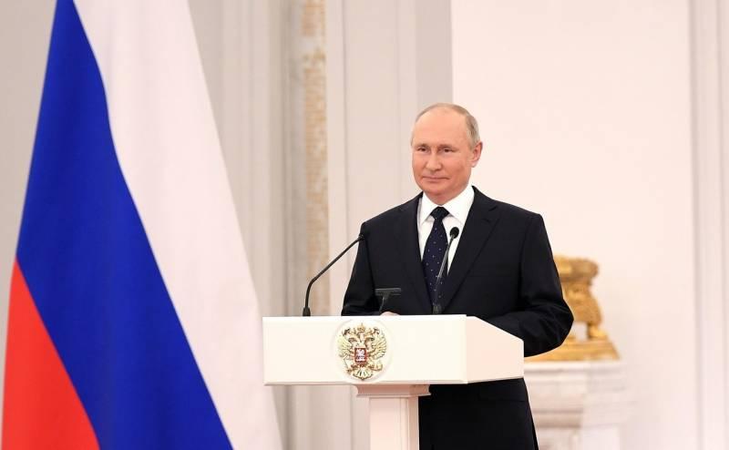 Путин написал статью об единстве русских и украинцев