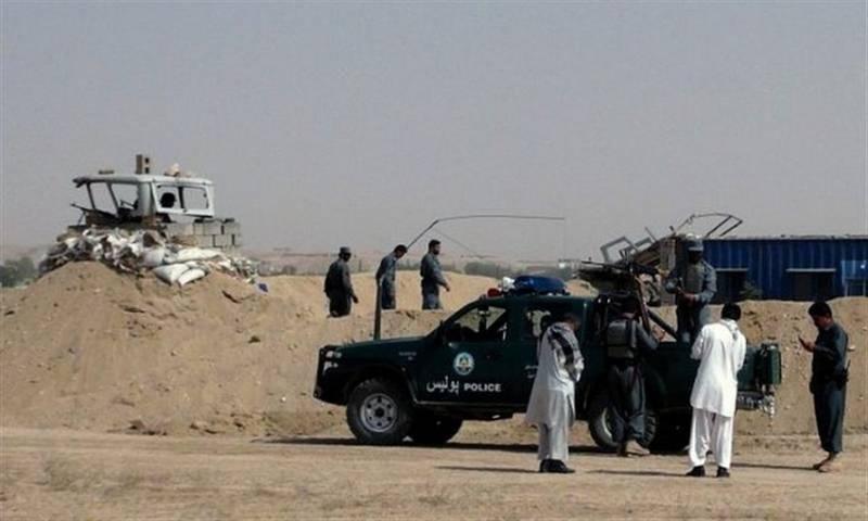 Силы безопасности Афганистана ликвидировали главу разведки Талибана