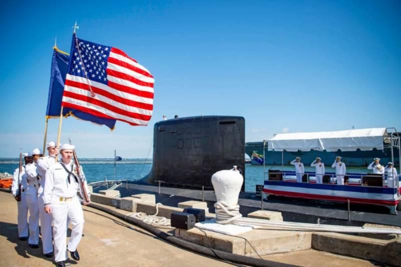 В США обсуждают готовность своих ВМС к войне