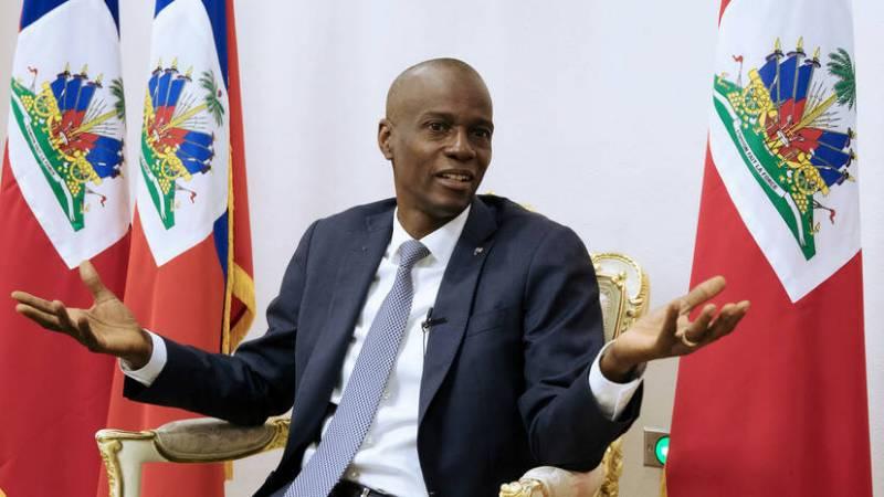 За что убили президента Гаити