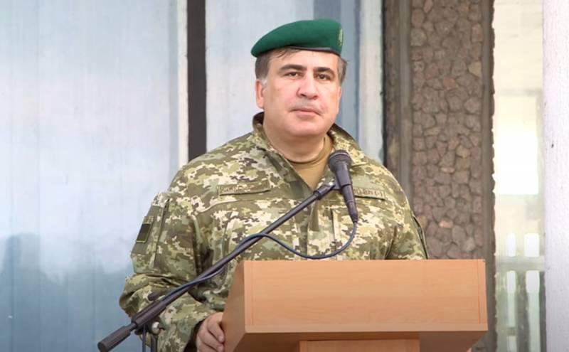 «Экс-глава ЦРУ предлагал Украине план по взятию Донецка» - откровения Саакашвили