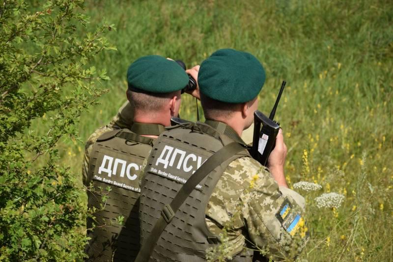 В Киеве заявили о причастности сотрудников СБУ к нападению на наряд пограничной службы Украины