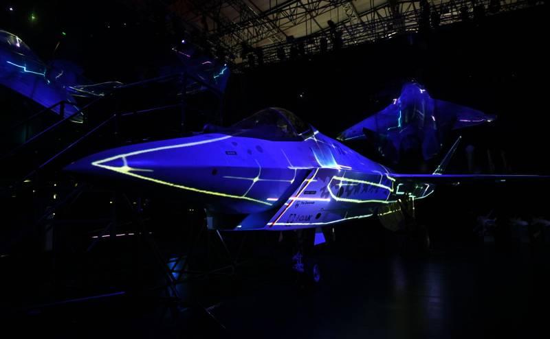 «Новый. Лёгкий. Sukhoi»: началась официальная презентация однодвигательного отечественного истребителя нового поколения на МАКС-2021