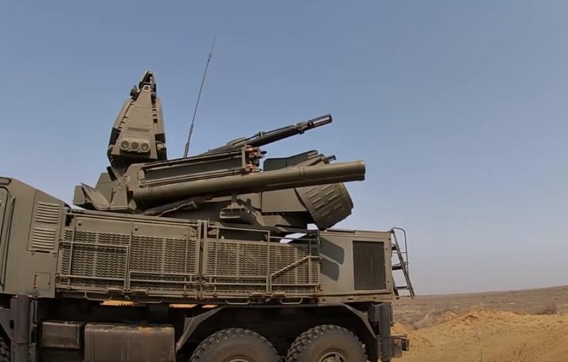 Российские комплексы ПВО перехватили ракеты, выпущенные израильскими F-16 по объектам под Алеппо