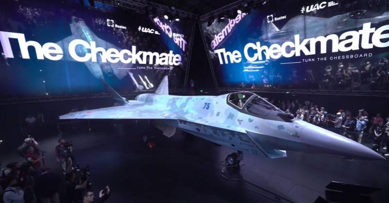 «Может стать лучшим вариантом для обновления ВВС Вьетнама»: за рубежом оценивают перспективы российского истребителя Checkmate