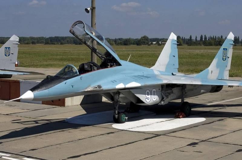 На Украине назвали сроки окончания испытаний модернизированных истребителей МиГ-29