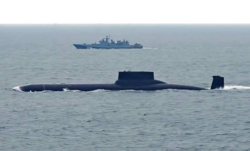 «Королевский флот может сам справиться с российскими подлодками»: в Британии оценили военный потенциал РФ
