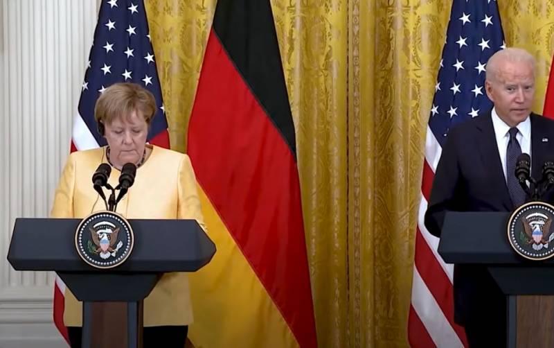 Эксперты на Украине назвали противоречивым и циничным опубликованное соглашение США и Германии по «Северному потоку-2»