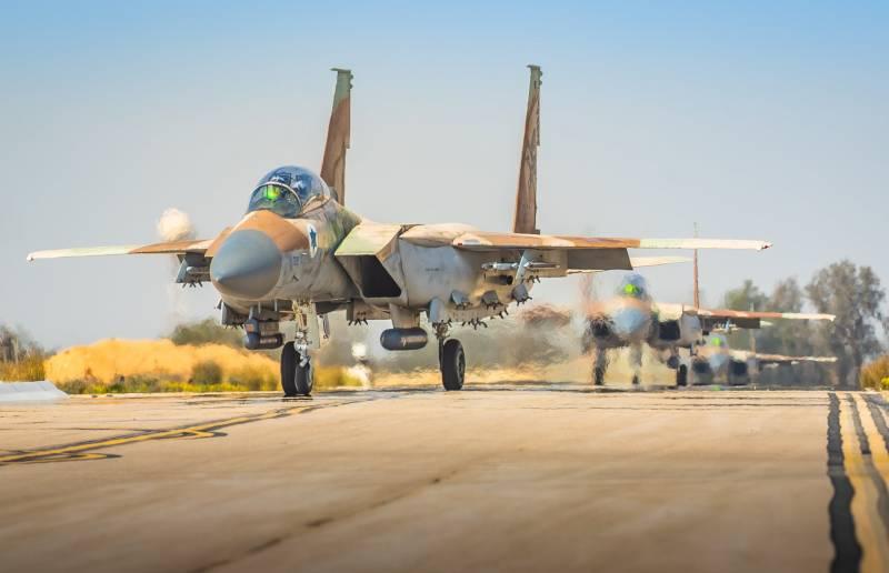 Офицер сирийской ПВО назвал удар ВВС Израиля из воздушного пространства Ливана трусливым