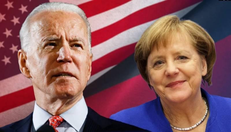 Планы Байдена, замыслы Меркель и помыслы Путина