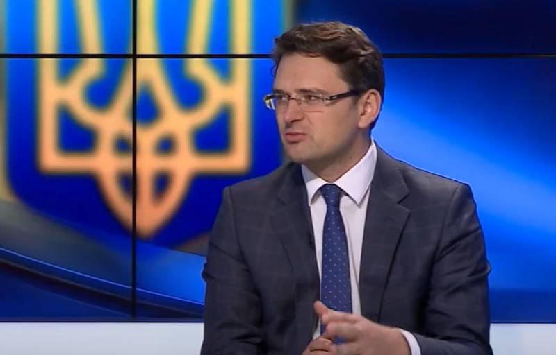 Глава украинского МИД призвал США и Германию к «к более сильной позиции» по «Северному потоку-2» и поддержке Украины