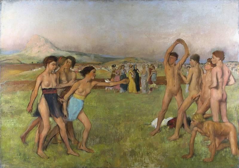 Герайи – олимпиады для женщин