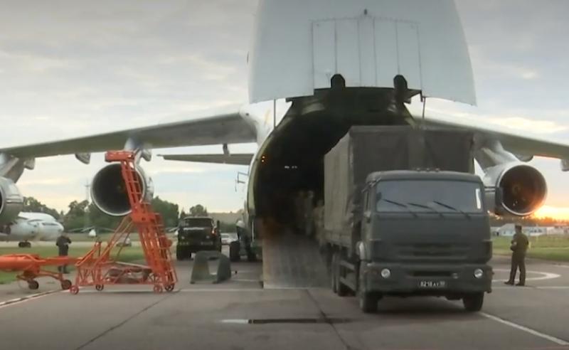 Два военно-транспортных самолёта Минобороны вылетели на Кубу с гуманитарной помощью