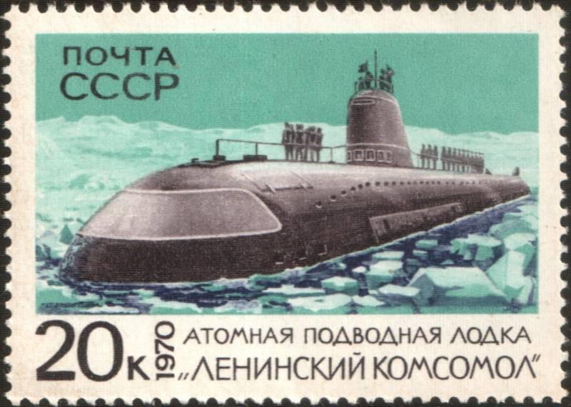 Первую советскую АПЛ К-3 «Ленинский комсомол» переведут в Кронштадт