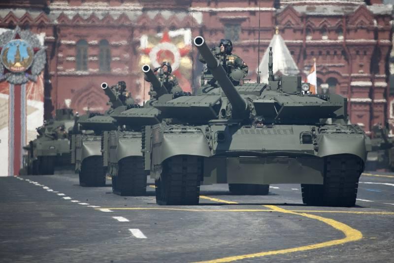 Защита танка Т-80БВМ: базовый уровень, новые компоненты и перспективы развития