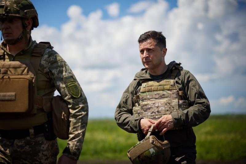 «Боится госпереворота»: на Украине высказали предположение в связи с увольнением главкома ВСУ Хомчака Зеленским