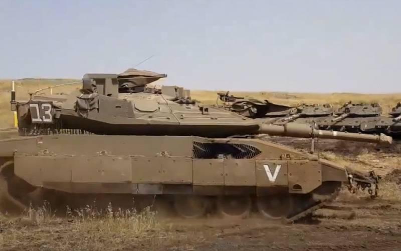 «Может быть признан лучшим в мире»: в прессе США размышляют о достоинствах израильского танка «Меркава»