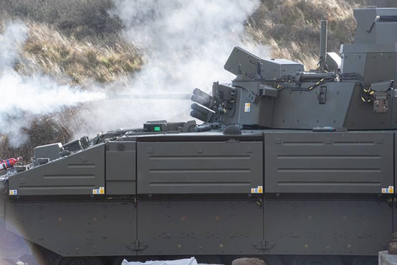 Проблема вибрации на бронемашинах семейства Ajax. Решение ожидается