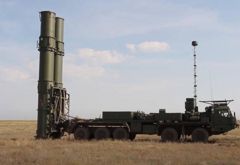 Средство противокосмической обороны: Сообщается о первом контракте на поставки ЗРК С-500 «Прометей» в войска