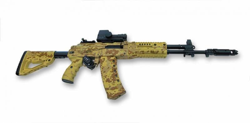 АК-12 как ответ России на М4