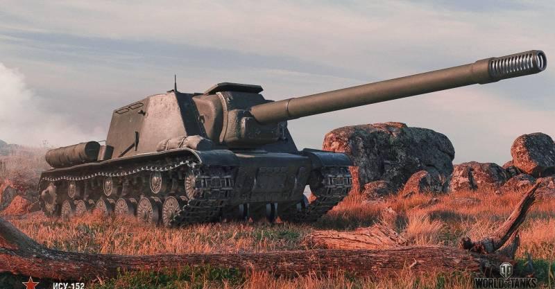 ИСУ-152: внутри советской легенды