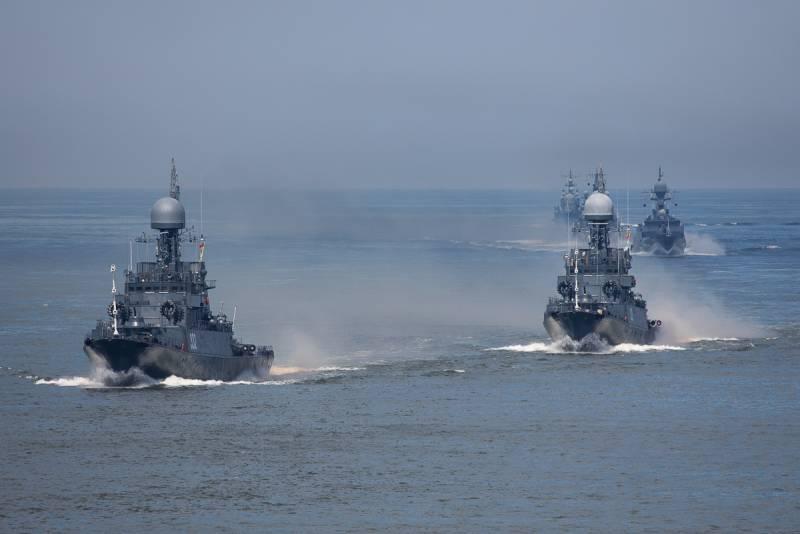 Реконструкция Балтийской военно-морской базы завершается