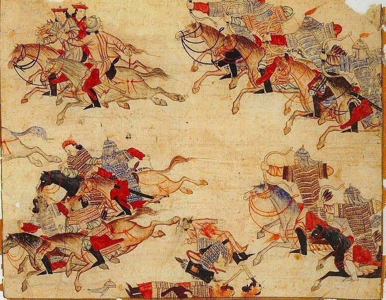 Moğol göçebe imparatorluğu. Nasıl ve neden