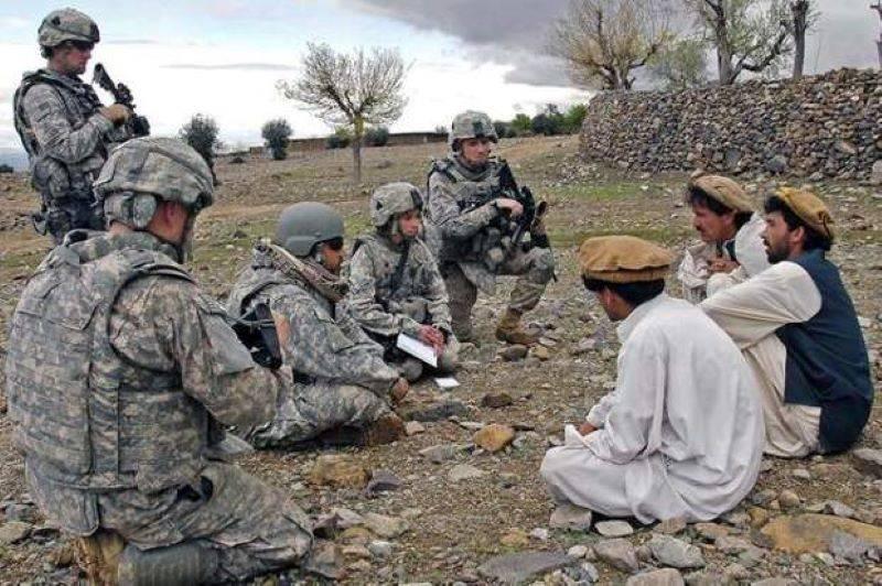 Афганистан: уйти нельзя остаться