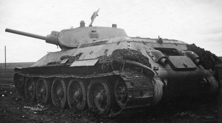 Как воссоздали в игре танк Т-34 с Л-11