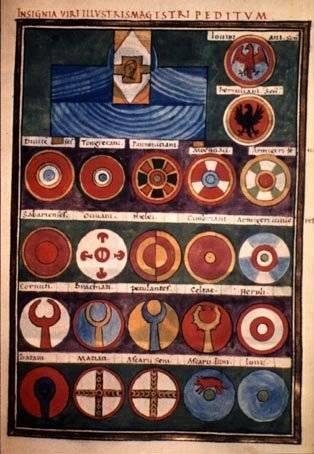 Фабрики Римской империи