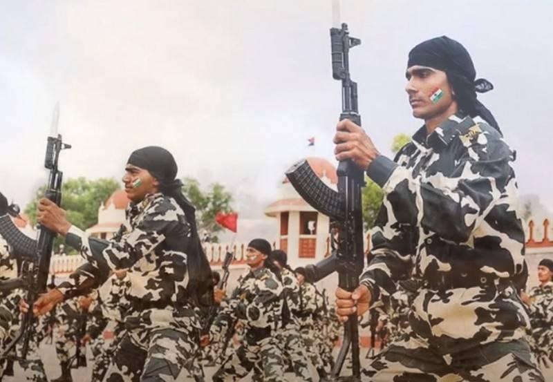 Индия запросила у России «незамедлительную» поставку автоматов Калашникова