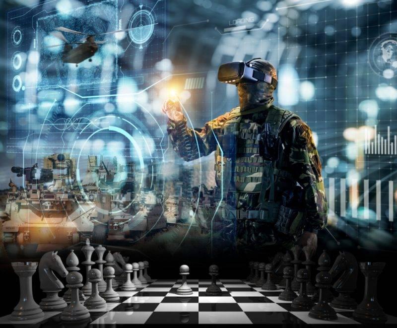 军事创新。 美国国防科技