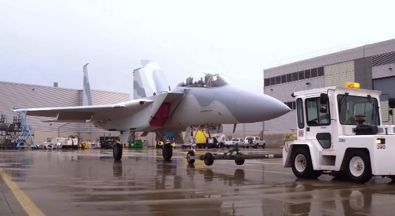 «Одни из лучших по скорости и манёвренности»: Катар получает первую партию истребителей F-15QA