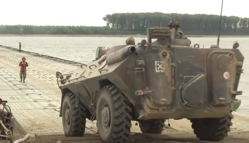 «Дать вторую жизнь БРДМ-2»: в Румынии предлагают перевооружить советскую бронетехнику с помощью ПТРК Javelin