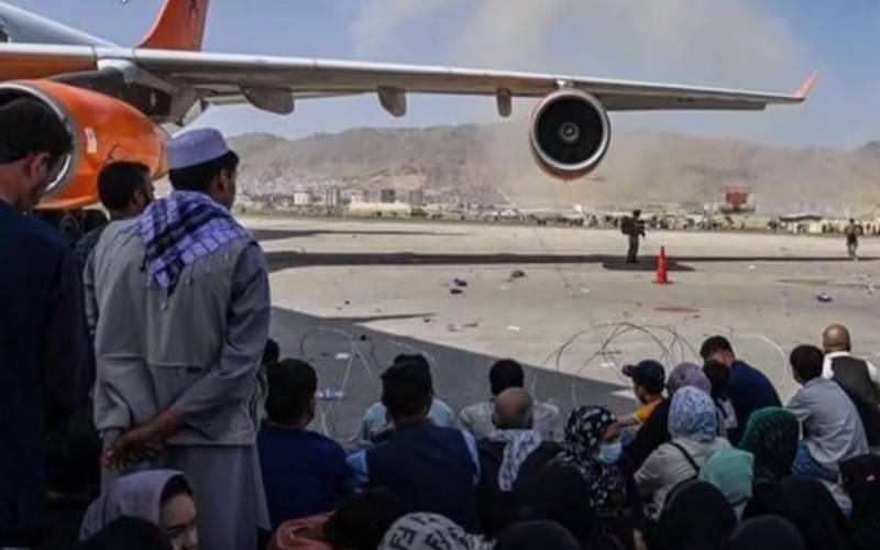 В Кабуле прогремел взрыв, сообщается о потерях среди морпехов США