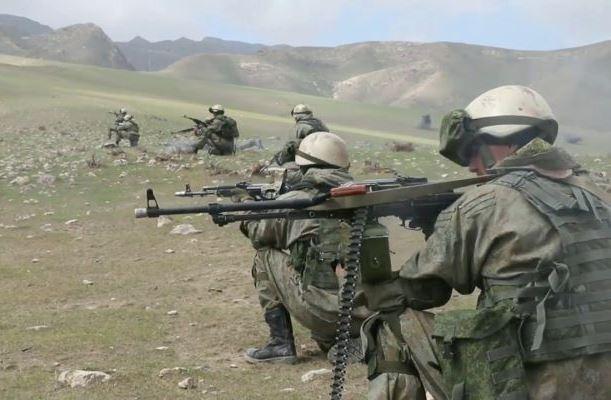 Демонстрация силы как гарантия безопасности границы с Афганистаном