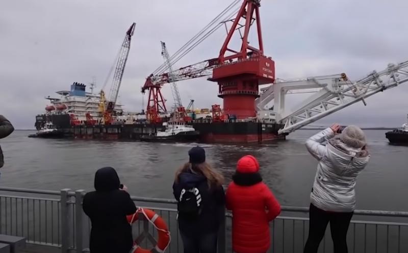 В Киеве озвучили новое требование к США по компенсации «потерь» от «Северного потока-2»