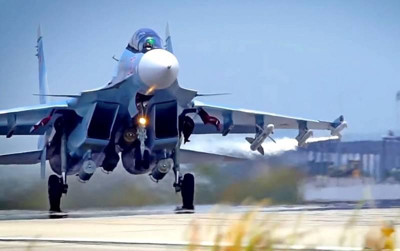 Минобороны запускает программу модернизации строевых истребителей Су-30СМ до уровня Су-30СМ2
