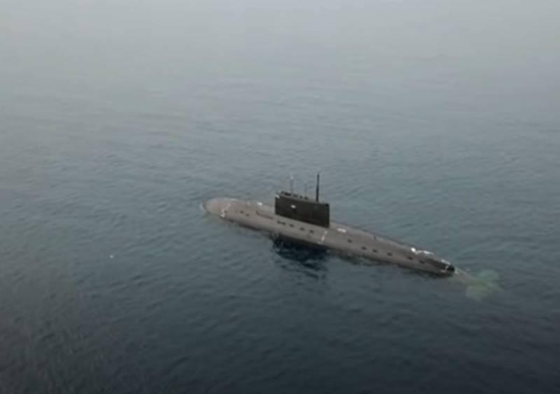 «Под конвоем в Тайваньском проливе»: Китай с помощью подлодок проекта «Варшавянка» готовится контролировать прохождение британской АУГ