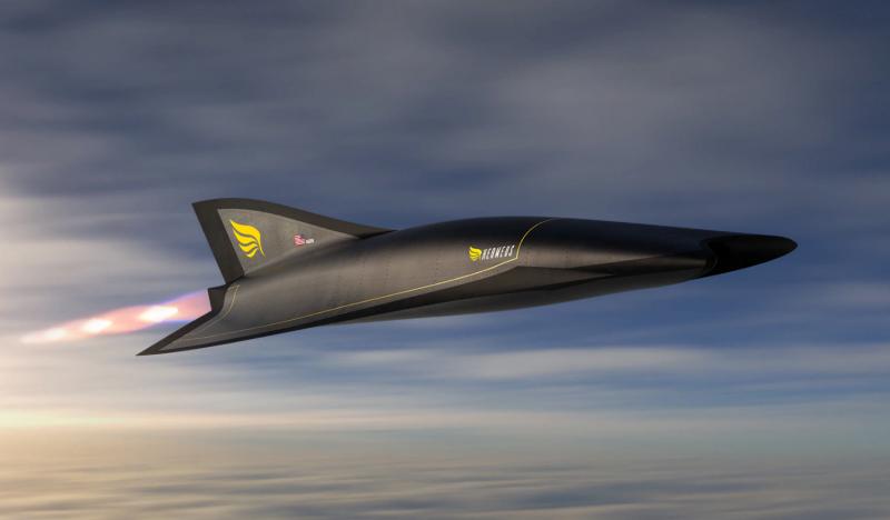 ВВС США заключили контракт на создание прототипа демонстратора гиперзвукового самолета Quarterhorse