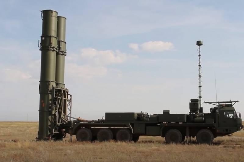 Россия начала серийное производство ракет для комплекса С-500 «Прометей»
