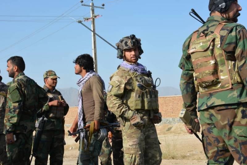 Представитель Пентагона назвал неоспоримое преимущество сил безопасности Афганистана перед талибами