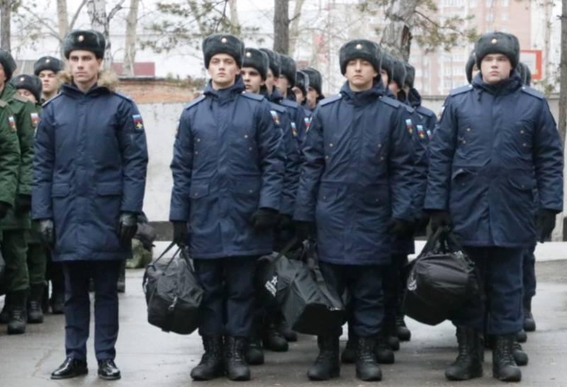 В РФ обсуждают включение службы в армии по призыву в трудовой стаж