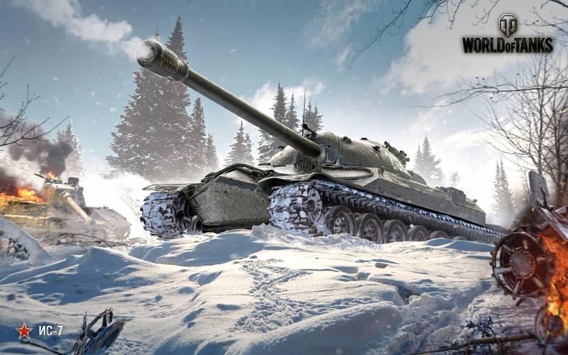 ИС-7: внутри самого тяжелого советского танка