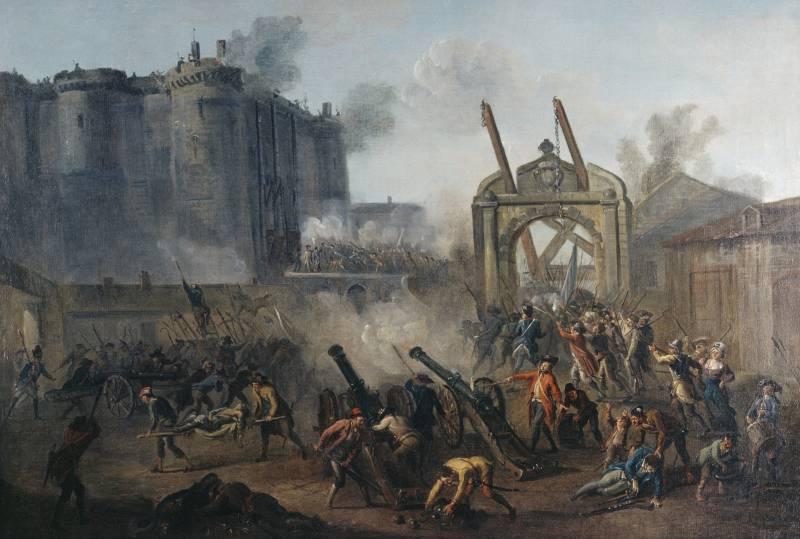 Французская революция. Перед бурей