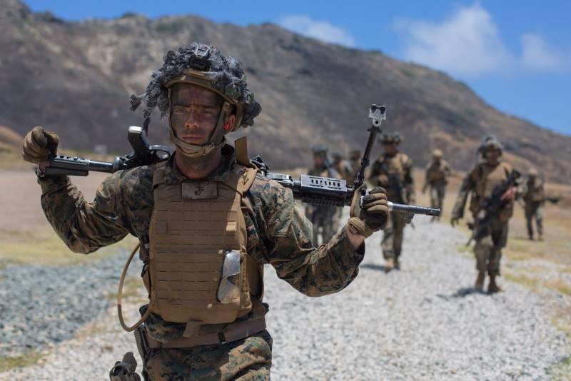 Сообщается об огнестрельном ранении американского морпеха в аэропорту Кабула