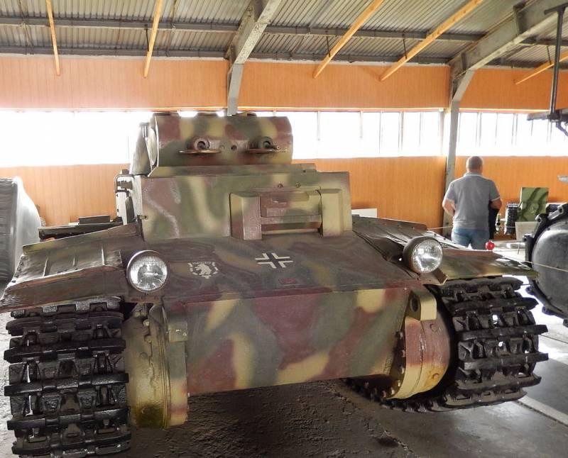 Пехотные, штурмовые: о немецких танках Panzerkampfwagen I Ausf. F и Panzerkampfwagen II Ausf. J