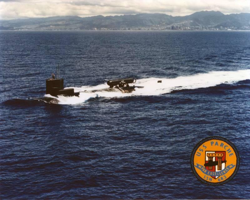 Долгая служба и рекорд по наградам. Специальная АПЛ USS Parche (SSN-683)