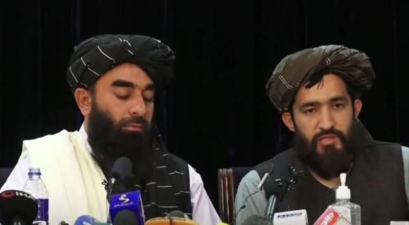 «Мы не позволим использовать территорию Афганистана для нападения на другие страны» - первая пресс-конференция «Талибана» в Кабуле