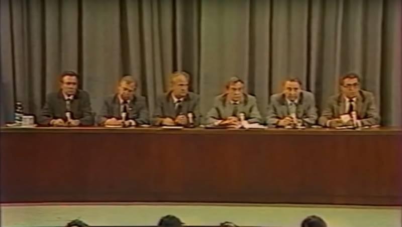 Как ГКЧП пытался спасти СССР